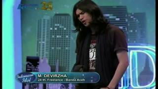 Virzha   Everything I Do, I Do It For You Bryan Adams   Audition 4 Medan   Indon