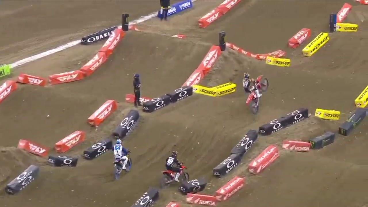 Round #6 250SX Video Highlights