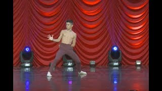 Daniel Paula - Coffin and Nails (Recompete for Teen Best Dancer at The Dance Awards 2018)