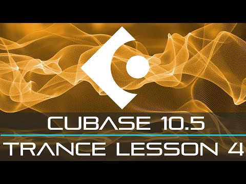 Trance In Cubase – Start To Finish – Lesson 4 – Extending The Chord Progression