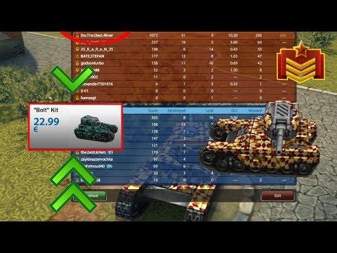 Tanki Online -  M2 SMOKY + M2 WASP AT  Sergeant-Major + (New Kit)