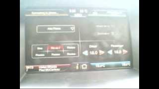 Instruction on how-to use Ford Sync & My Ford Touch