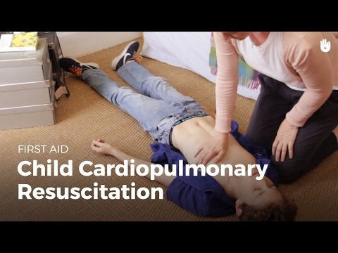 First Aid: Child CardioPulmonary Resuscitation | First Aid