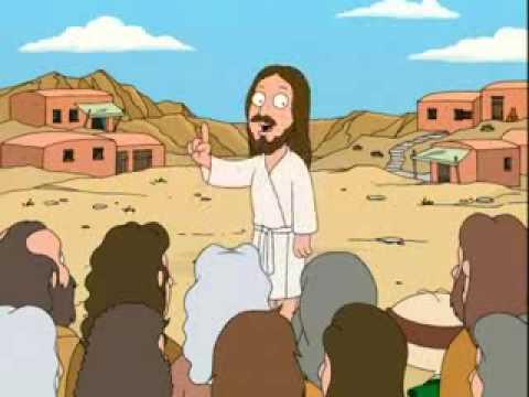 Family Guy vs. Christianity