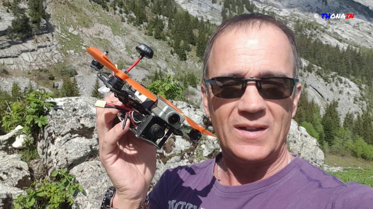 MINI DRONES IN FRENCH ALPS - LA CLUSAZ- FPV CAM ONBOARD картинки