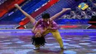 DID Little Masters July 10 '10 - Ruturaj & Vaishnavi