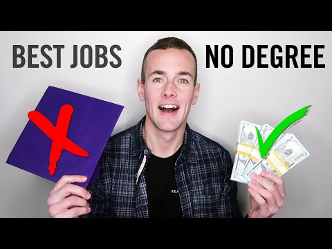 7 High Paying Jobs, No College Required (In 2020)