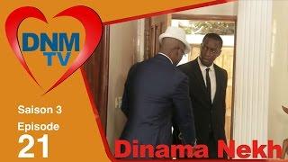 Dinama Nekh - saison 3 - épisode 21