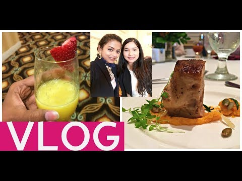 VLOG: An afternoon