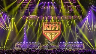 "KISS live 2017 • Sean ""Motley"" Hackett about his light design"