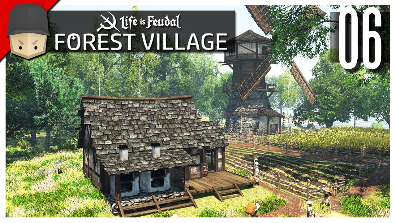 Life is feudal forest village pigs life is feudal your own бесплатно