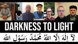 From Darkness to Light : Converts to the Islam Ahmadiyya - The True Islam