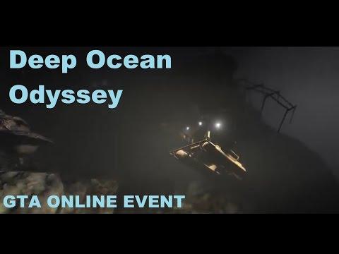 Deep Ocean Odyssey GTA Online Eyefinity