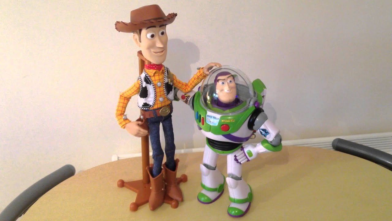 toy story signature collection woody amp buzz lightyear