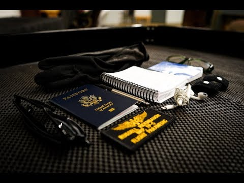 Flight Paramedic Every Day Carry 2018
