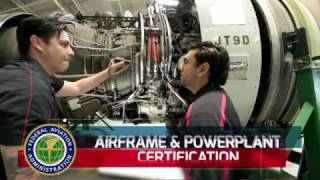 Aviation Maintenance Technology Training | Aviation Careers | Spartan College