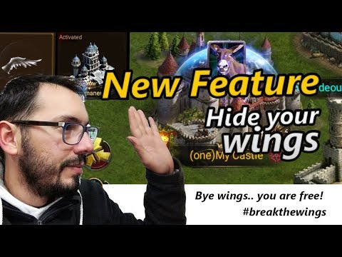 [New Feature] - Set Your Wings To Fly Free