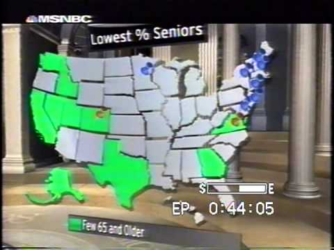 2008 United States Presidential Election Part 2 (MSNBC)