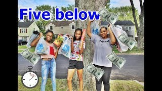 five below | anything you can carry ill buy