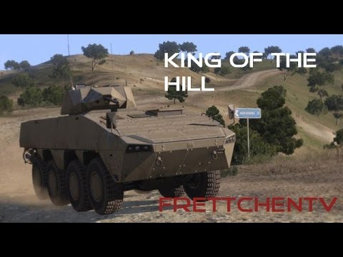 "ARMA 3 King of the Hill""Jet Killer"" # 1 Deutsch"