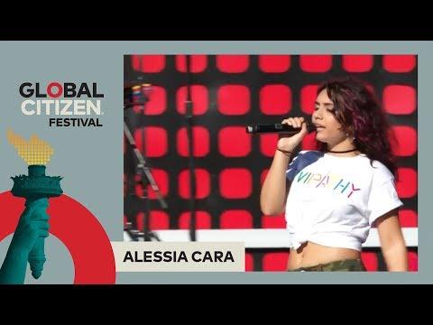 Alessia Cara Performs 'Here' | Global...