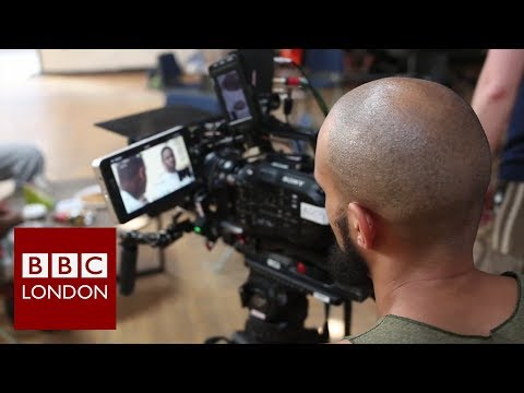 The Islington teenagers who made their own viral short film - BBC London