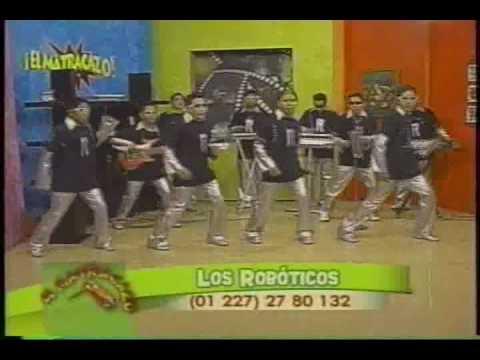 LOS ROBOTICOS EL MATRACAZO TELEVISA