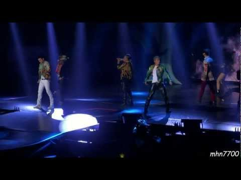 [HD Fancam] 121214 Big Bang - Monster @ Wembley Arena, London