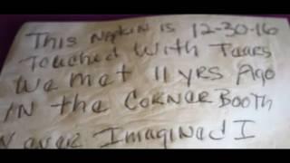 Decades of love letters hidden in Spokane restaurant