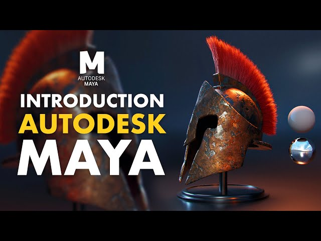 Introduction to Maya - Trailer