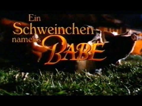 Ein Schweinchen namens Babe – Trailer (1995)