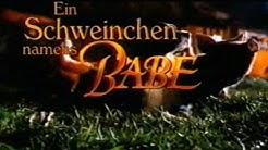 Ein Schweinchen namens Babe - Trailer (1995)