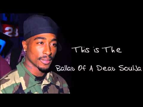 NEW LEAK! 2Pac - Ballad Of A Dead Soulja (Unreleased Johnny J Remix)