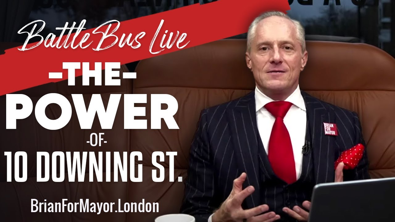 THE MAYOR'S POWER 💪: What Power Does The Mayor Have On 10 Downing Street – Brian Rose