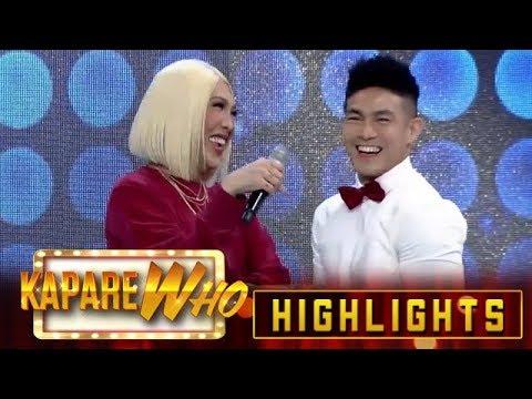 Ion calls Vice Ganda, darling | It's Showtime KapareWho