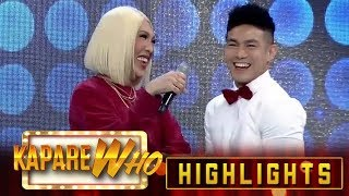 Ion calls Vice Ganda, darling | It's Showtime KapareWho