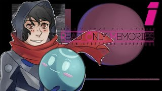 Read Only Memories - Cyberpunk Detective Shenanigans, Manly Let