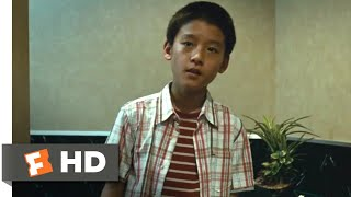 After the Storm (2016) - Bathroom Visitation Scene (1/8) | Movieclips