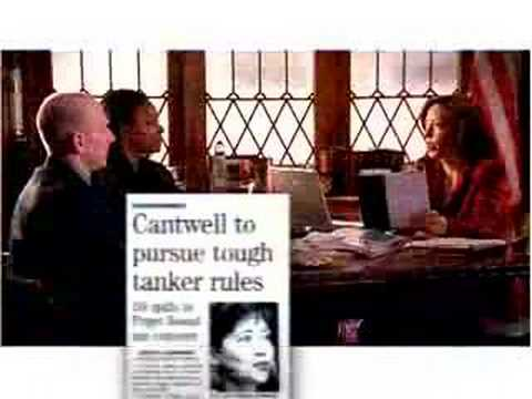 """""""Sound"""" Maria Cantwell Ad"""