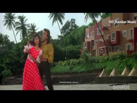 Dil To Khoya Hai Andolan 1995 HD HQ Jhankar Songs   Alka Yagnik, Kumar Sanu