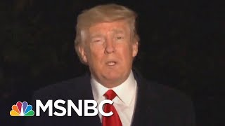 Donald Trump Returns From Davos To A Growing Russia Controversy | The 11th Hour | MSNBC