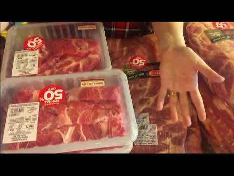 Dollar General Market Meat Haul! 63% Savings!