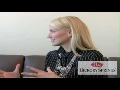 Monica Pedersen Talks Style at Las Vegas Market
