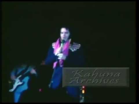 Elvis Presley May 3, 1975 at Monroe Civic Centre