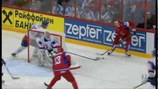 Россия-Словакия 6:2 Все голы финального матча. Ice Hockey-2012