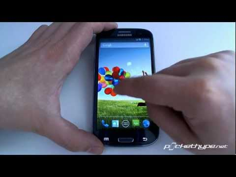Samsung Galaxy S4 Live Wallpaper