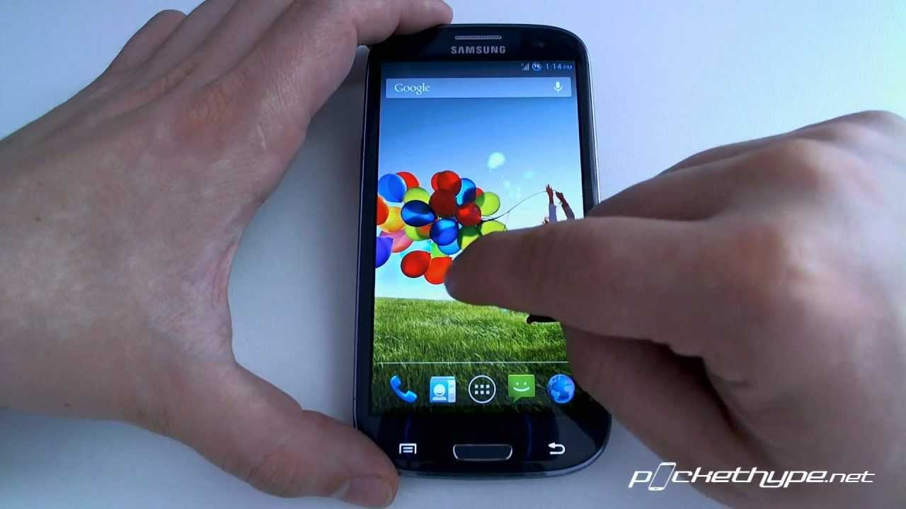 Galaxy s4 live wallpaper with sound