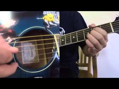 How to Play Closer to the Sun by Slightly Stoopid on Guitar