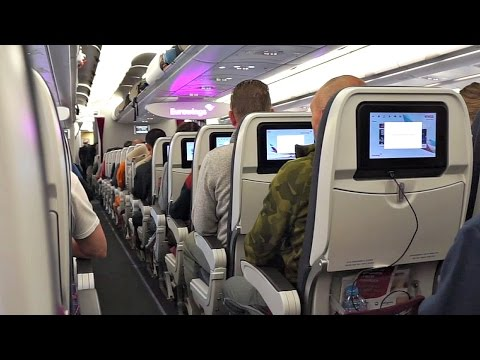 EUROWINGS FLIGHT REVIEW | BANGKOK TO BUDAPEST!