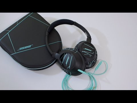 new bose soundtrue over ear headphones unboxing how to. Black Bedroom Furniture Sets. Home Design Ideas